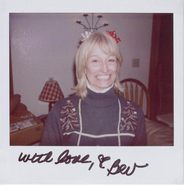 Portroids: Portroid of Bev Rouch