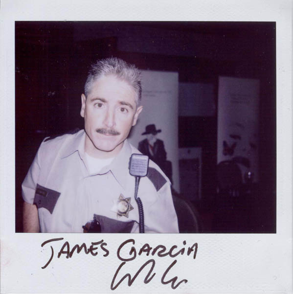 Portroids: Portroid of Carlos Alazraqui as Reno 911's James Garcia
