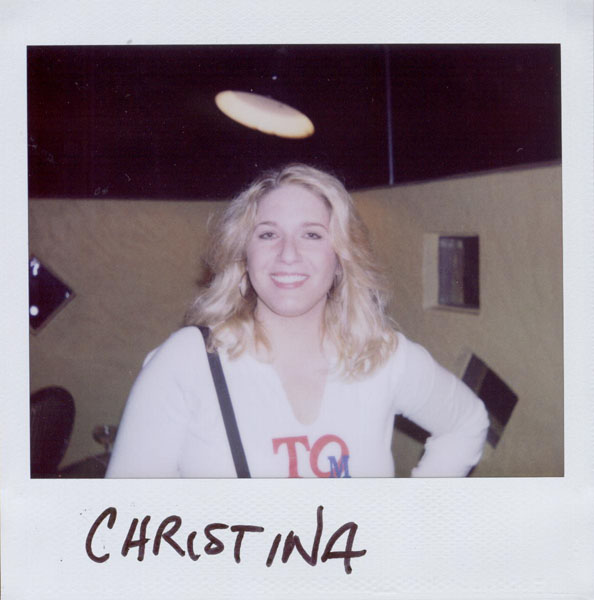 Portroids: Portroid of Christina Baumgartner