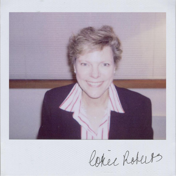 Portroids: Portroid of Cokie Roberts