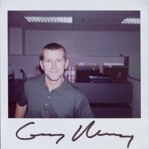 Portroids: Portroid of Greg Murray