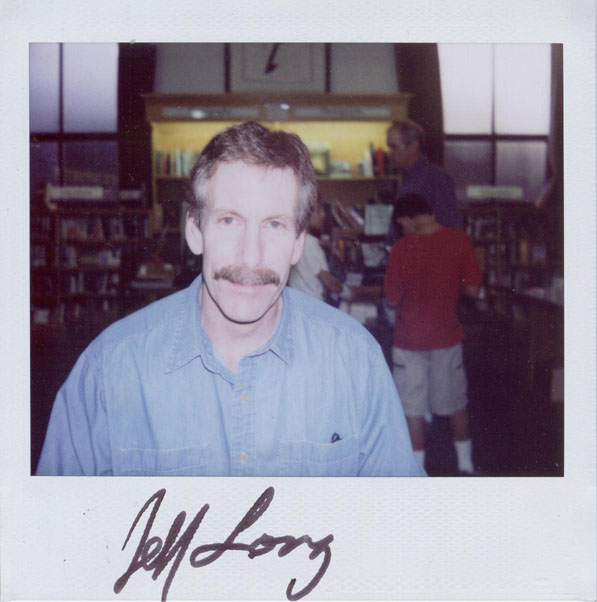 Portroids: Portroid of Jeff Long
