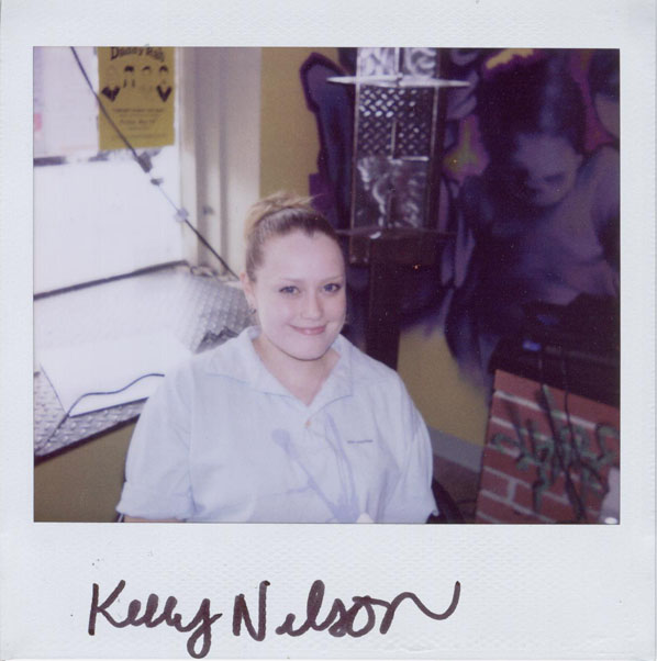 Portroids: Portroid of Kelly Nelson