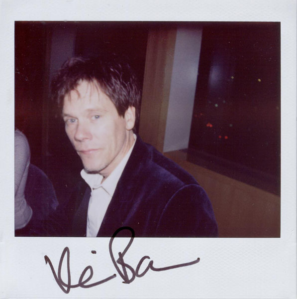 Portroids: Portroid of Kevin Bacon