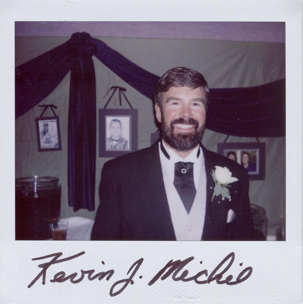 Portroids: Portroid of Kevin Michie