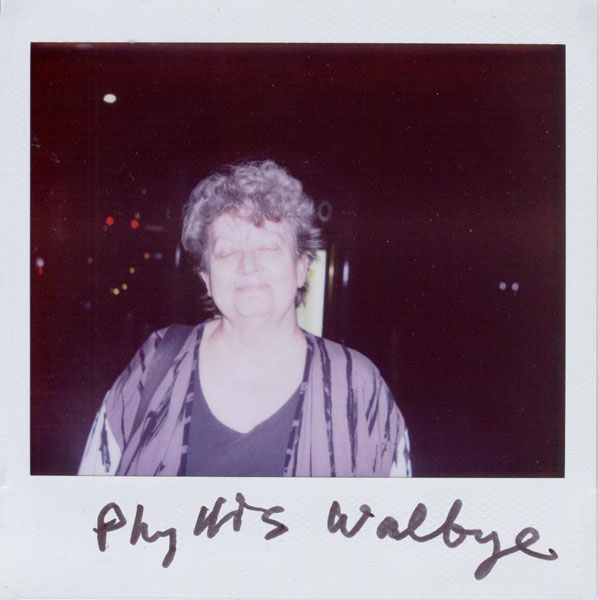 Portroids: Portroid of Phyllis Walbye
