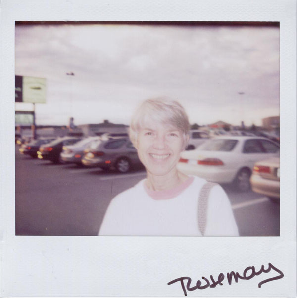 Portroids: Portroid of Rosemary Hood