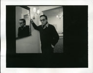 Portroids: Steve Bannos Collection - Peter Bogdanovich Polaroid
