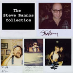 Portroids: The Steve Bannos Celebrity Polaroid Collection