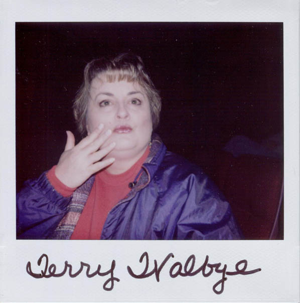 Portroids: Portroid of Terry Walbye