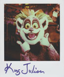 Portroids: Portroid of King Julien
