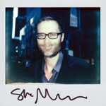 Portroids: Portroid of Stephen Merchant