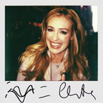 Portroids: Portroid of Cat Deeley