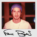 Portroids: Portroid of Frank Bowles