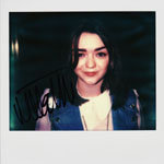 Portroids: Portroid of Maisie Williams
