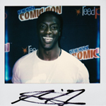Portroids: Portroid of Aldis Hodge