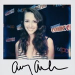 Portroids: Portroid of Amy Acker