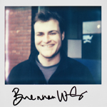 Portroids: Portroid of Brennan Woods