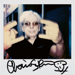 Portroids: Portroid of Chris Stein
