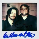 Portroids: Portroid of Edgar Wright and Guillermo del Toro