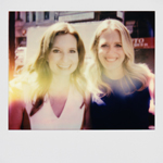 Portroids: Portroid of Lennon Parham and Jessica St Clair