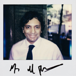 Portroids: Portroid of M. Night Shyamalan