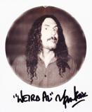 Portroids: Portroid of Weird Al Yankovic