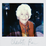 Portroids: Portroid of Charlotte Rae