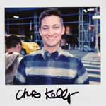 Portroids: Portroid of Chris Kelly