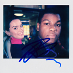 Portroids: Portroid of Daisy Ridley and John Boyega