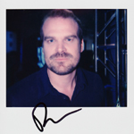 Portroids: Portroid of David Harbour