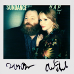 Portroids: Portroid of Jeff Pope and Christina Hendricks