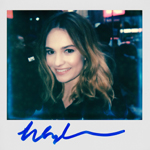 Portroids: Portroid of Lily James