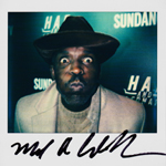 Portroids: Portroid of Michael K. Williams