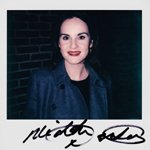 Portroids: Portroid of Michelle Dockery