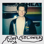 Portroids: Portroid of Riley Soloner