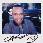 Portroids: Portroid of Sugar Ray Leonard