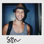 Portroids: Portroid of Sydney James Harcourt