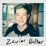 Portroids: Portroid of Zavier Walker