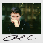 Portroids: Portroid of Ansel Elgort
