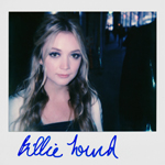 Portroids: Portroid of Billie Lourd