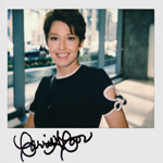 Portroids: Portroid of Carrie Coon