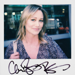 Portroids: Portroid of Christine Taylor