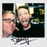 Portroids: Portroid of Domhnall Gleeson