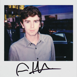 Portroids: Portroid of Freddie Highmore