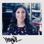 Portroids: Portroid of Mayim Bialik