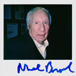 Portroids: Portroid of Mel Brooks