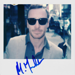Portroids: Portroid of Michael Fassbender