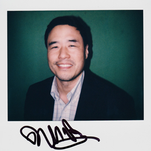Portroids: Portroid of Randall Park