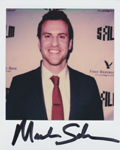 Portroids: Portroid of Michael Schwartz by Polaroid Jay